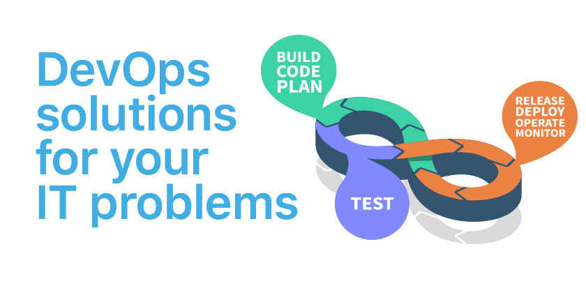 DevOps solutions For Your IT problems