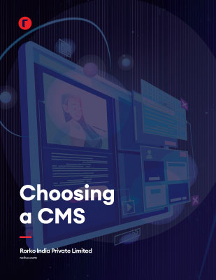 Choosing a CMS